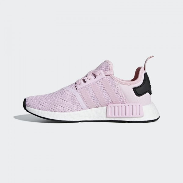 Adidas Women Originals NMD R1 Pink/White Shoes B37648