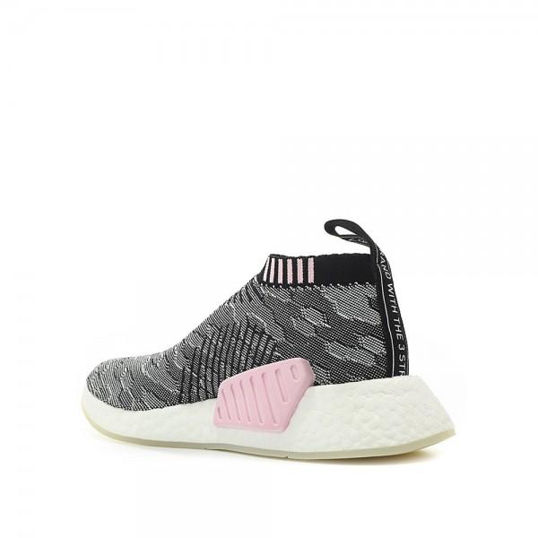 "Adidas Women Originals NMD CS2 Primeknit ""Wonder Pink"" Shoes BY9312"