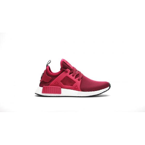 Adidas Women NMD XR1 Primeknit Glitch Unity Pink S...