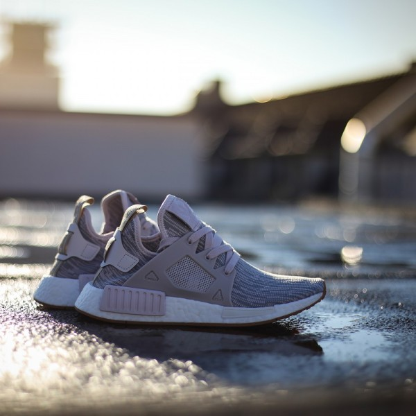 Adidas Women Originals NMD XR1 Pk Runner Boost Light Purple Shoes BB2367