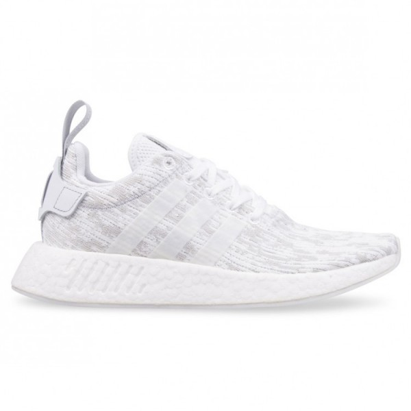 Adidas Women Originals NMD R2 White Shoes BY8691