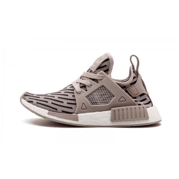 Adidas Women NMD XR1 Clear Granite Red Shoes BB2376