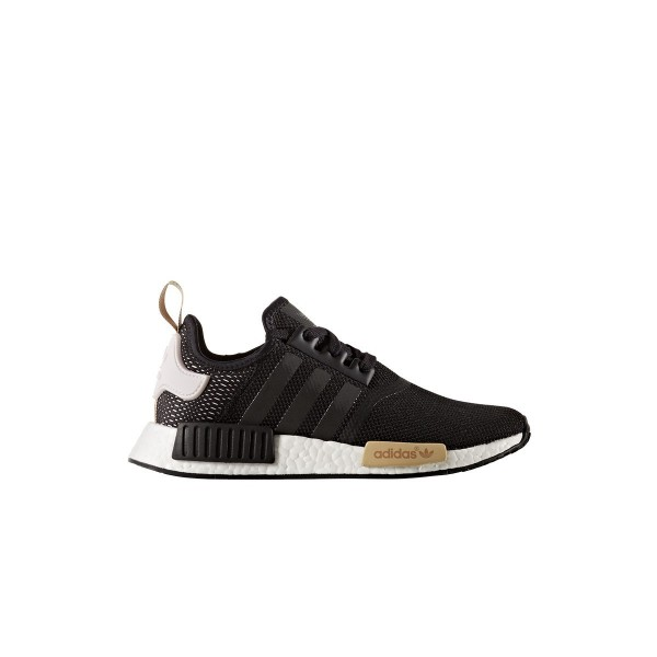 Adidas Women NMD R1 Black Purple Shoes BA7751