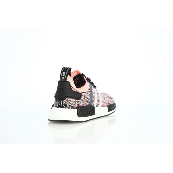 Adidas Women NMD PK Pink Black Shoes BB2361