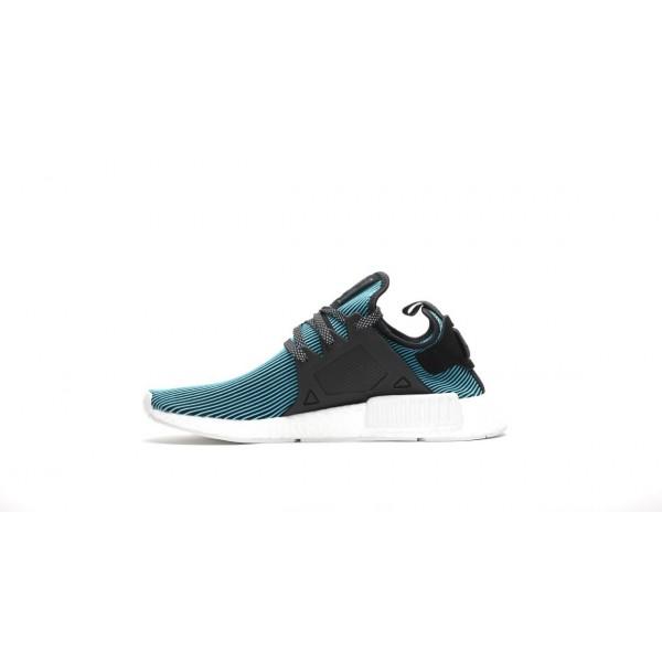 Adidas Unisex Originals NMD XR1 Primeknit Blue Shoes S32212
