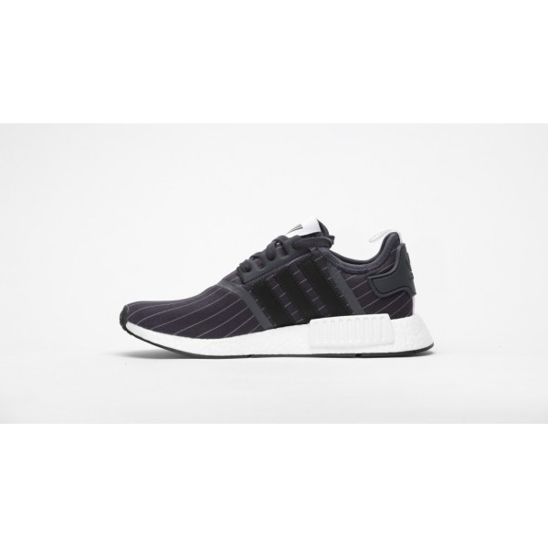 """Adidas Unisex NMD R1 Bedwin & The Heartbreakers """"Black"""" Shoes BB3124"""