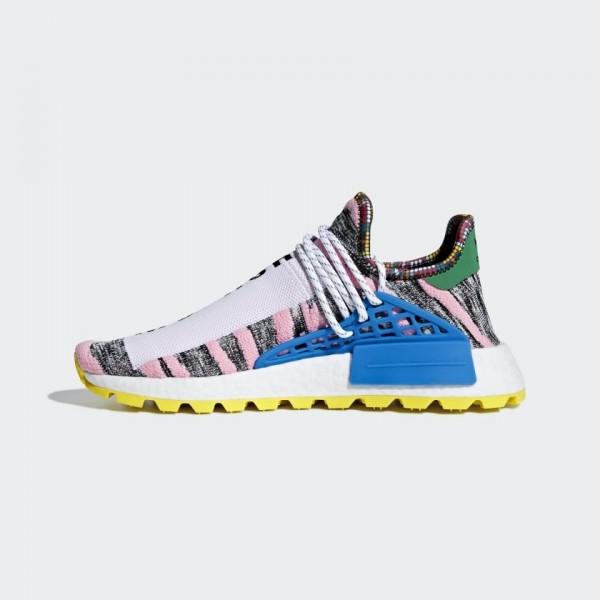 "Adidas Unisex  NMD Hu Pharrell ""Solar Pack&qu..."