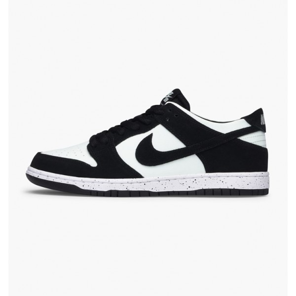 Nike Men SB Zoom Dunk Low Pro Black Green White Sh...