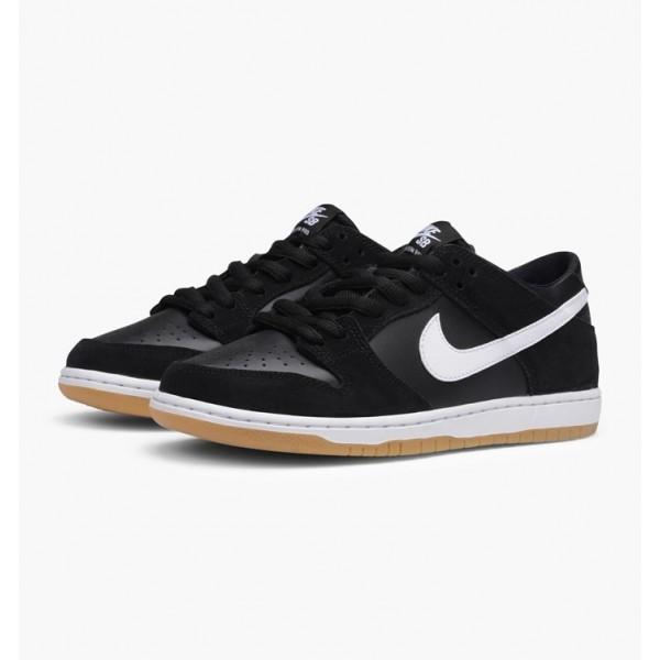 Nike Men SB Zoom Dunk Low Pro Black White Shoes 854866-019