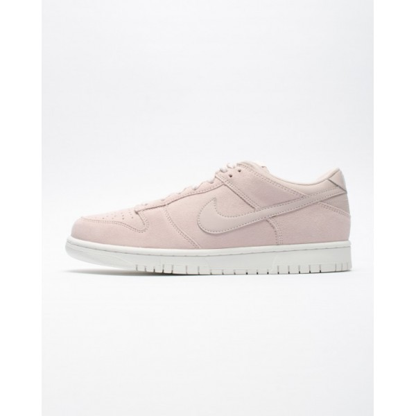 Nike Men Dunk Low Pink White Shoes 904234-603