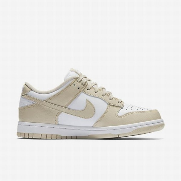Nike Women Dunk Low Clearance Beige White Shoes 31...