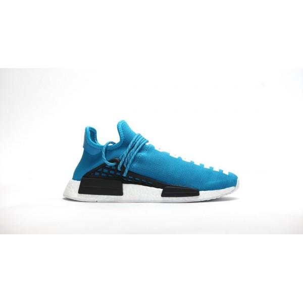 Adidas Men PW Human Race NMD Blue White Shoes BB06...