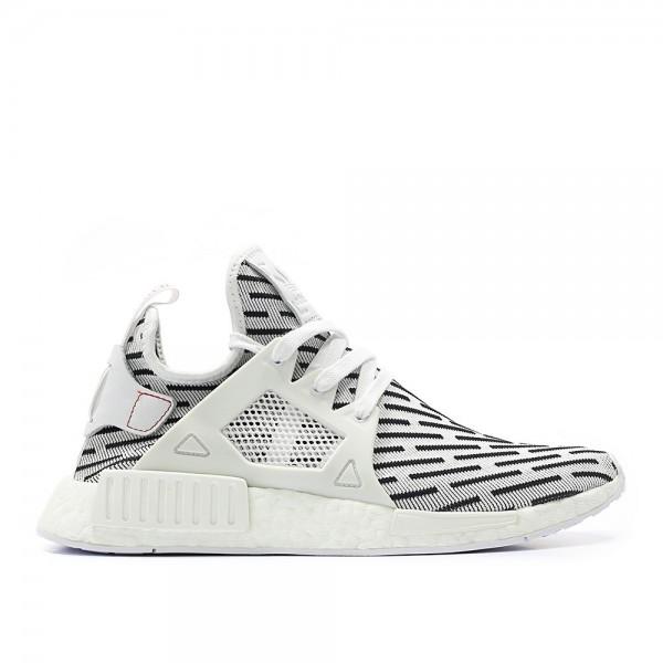 Adidas Men Originals NMD XR1 PK White Shoes BB2911