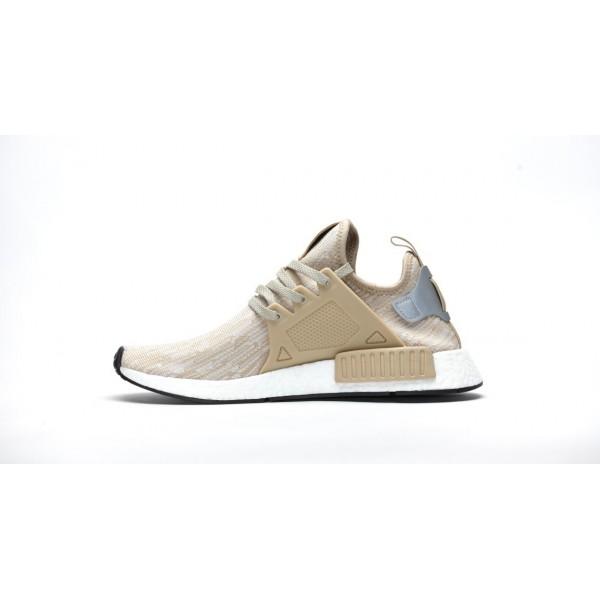 Adidas Men Originals NMD XR1 PK Boost Beige Shoes S77194