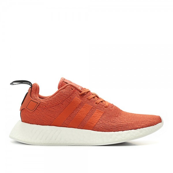 Adidas Men Originals NMD R2 Boost Red White Shoes ...