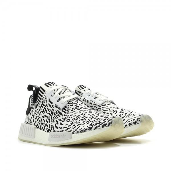 Adidas Men Originals NMD R1 Primeknit Shoes BZ0219