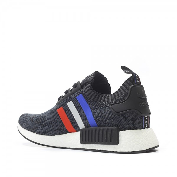 "Adidas Men Originals NMD R1 Primeknit Runner Boost ""Tri-color Pack"" Shoes BB2887"