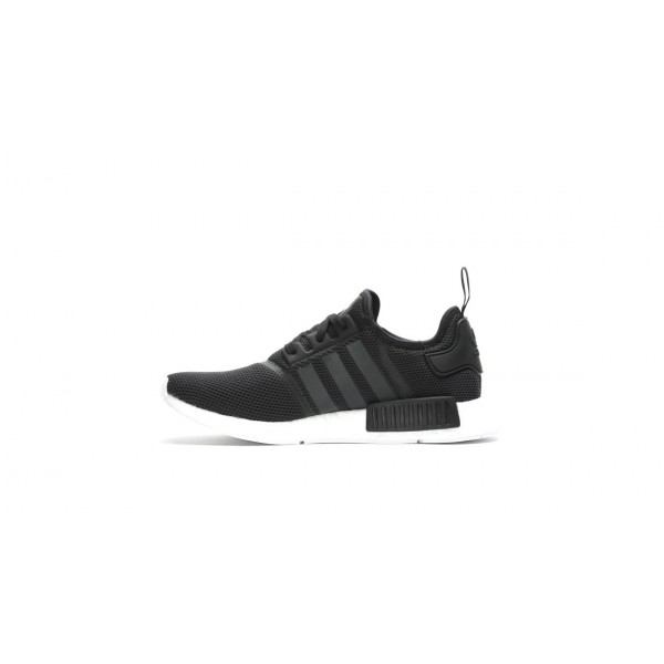 Adidas Men Originals NMD R1 Limited Edtion Black White Shoes S79165