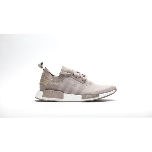"""Adidas Men NMD R1 Primeknit """"Vapour Grey"""" Japan Pack Shoes S81848"""