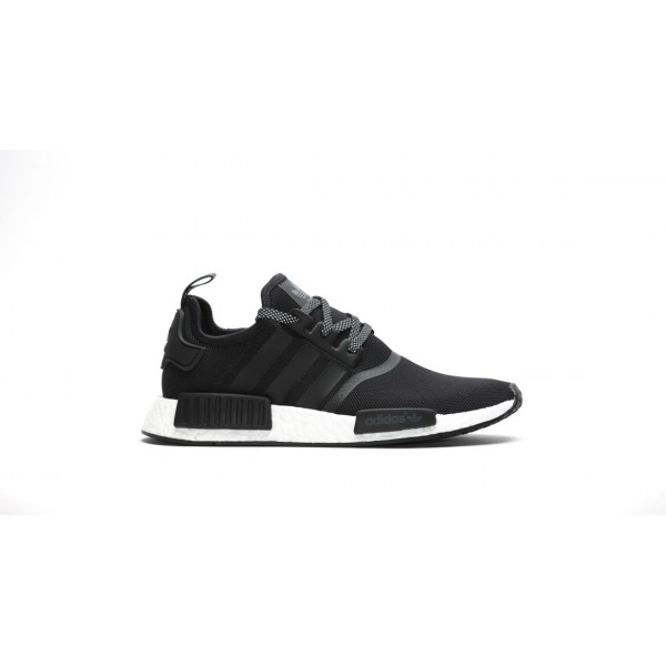 "Adidas Men NMD R1 Original Boost Runner ""Core..."