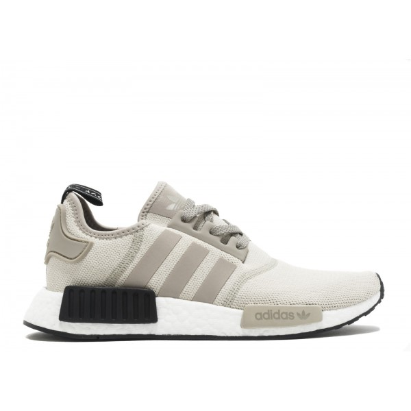 Adidas Men NMD R1 Nomad Runner Tan Beige White Bla...