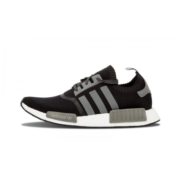 Adidas Men Originals NMD Boost Runner Black Shoes ...