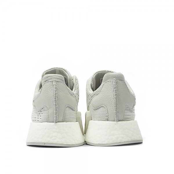 Adidas Men Originals By Wings + Horns NMD R2 Boost White Shoes BB3118