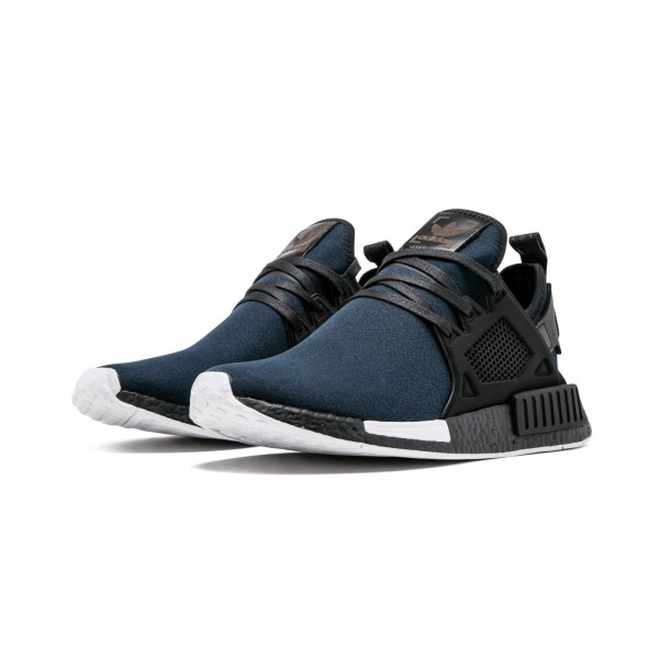 Adidas Men NMD XR1 X Henry Poole Navy Black Shoes CQ2026