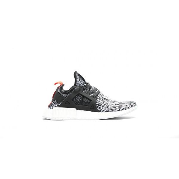 Adidas Men NMD XR1 Boost Runner Primeknit White Sh...