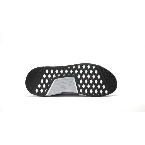 Adidas Men NMD XR1 Boost Runner Primeknit Grey White Shoes S32218