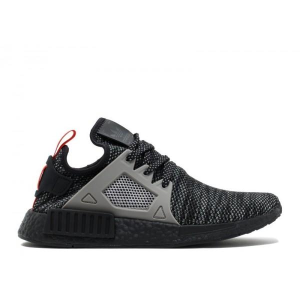 Adidas Men NMD XR1 Black Grey Glitch Camo Running ...