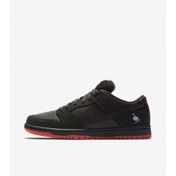 883232-008 Nike SB Dunk Low Pro QS Black Pigeon/Si...