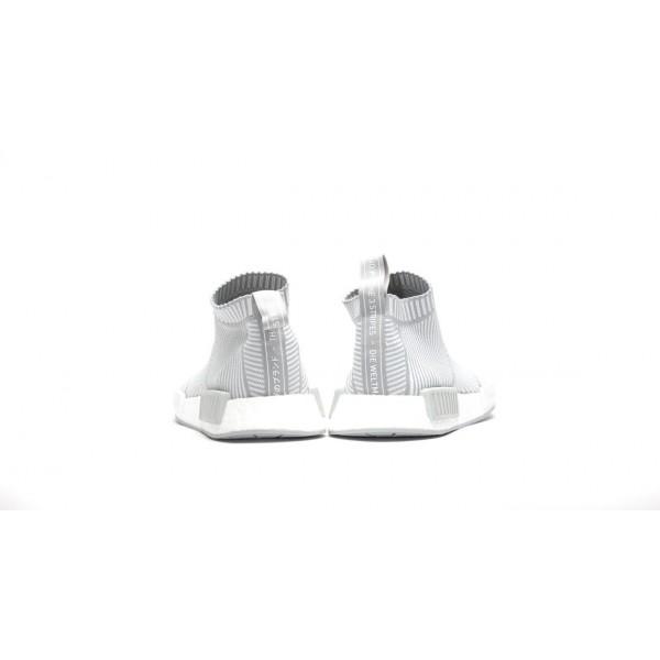 Adidas Men NMD Original City Sock Boost Primeknit Grey Shoes S32191
