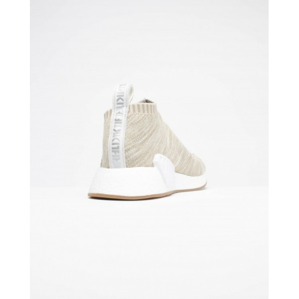 Adidas Men NMD CS2 Standstone Light Brown Shoes BY2597