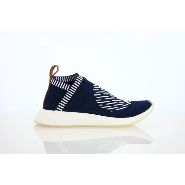 Adidas Men NMD CS2 PK Blue White Shoes BA7189