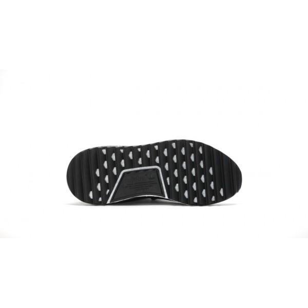 "Adidas Men NMD C1 Original Boost Chukka Trail ""Core Black"" Shoes S81834"