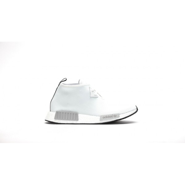 Adidas Men NMD C1 Chukka Vintage White Shoes S7914...