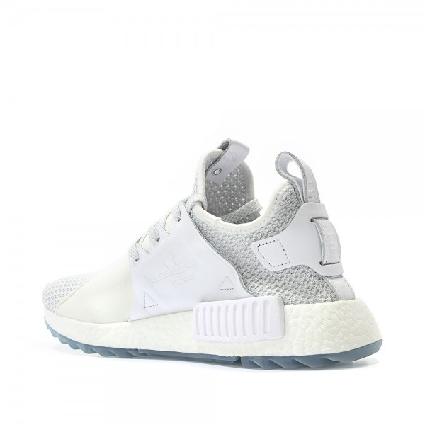 Adidas Men Consortium X Titolo NMD XR1 Trail Runner Boost Light Blue White Shoes BY3055