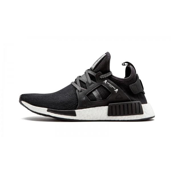 "Aadidas Men NMD XR1 MMJ ""Mastermind Japan"" Black White Shoes BA9726"
