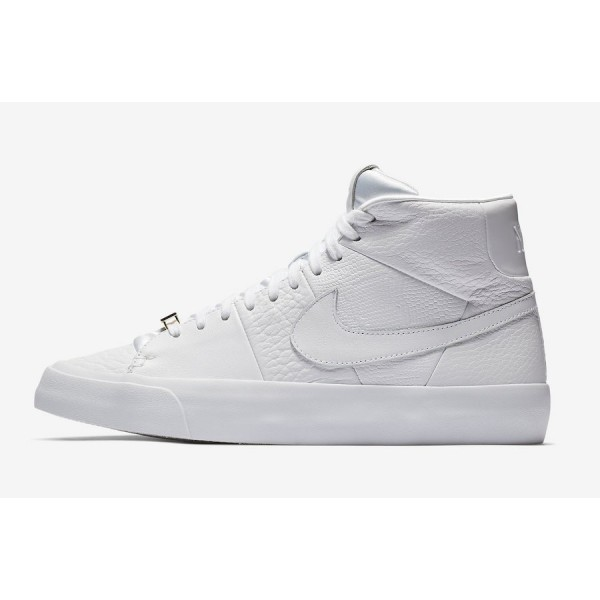AR8830-100 Nike Blazer Royal QS Triple White Men S...