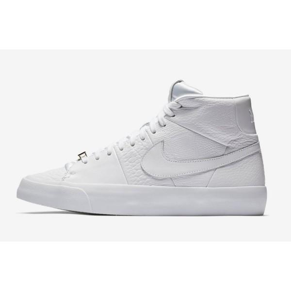 AR8830-100 Nike Blazer Royal QS Triple White Men S...