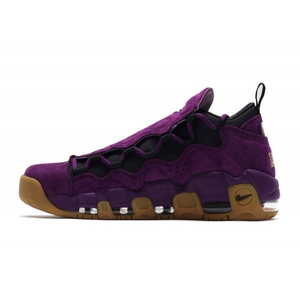 AR5401-500 Nike Air More Money Night Purple Metall...