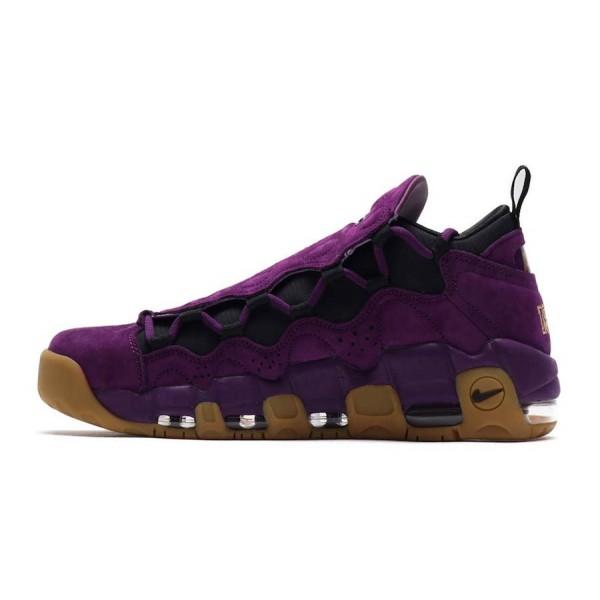 AR5401-500 Nike Air More Money Night Purple Metall...