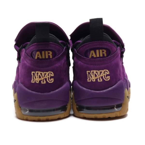 AR5401-500 Nike Air More Money Night Purple Metallic Gold Men Shoes