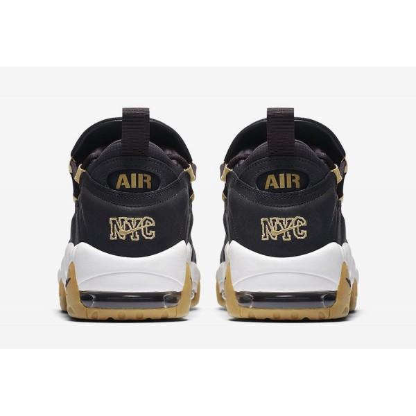 "AR5401-001 Nike Air More Money ""Brooklyn"" Oil Grey Men Shoes"