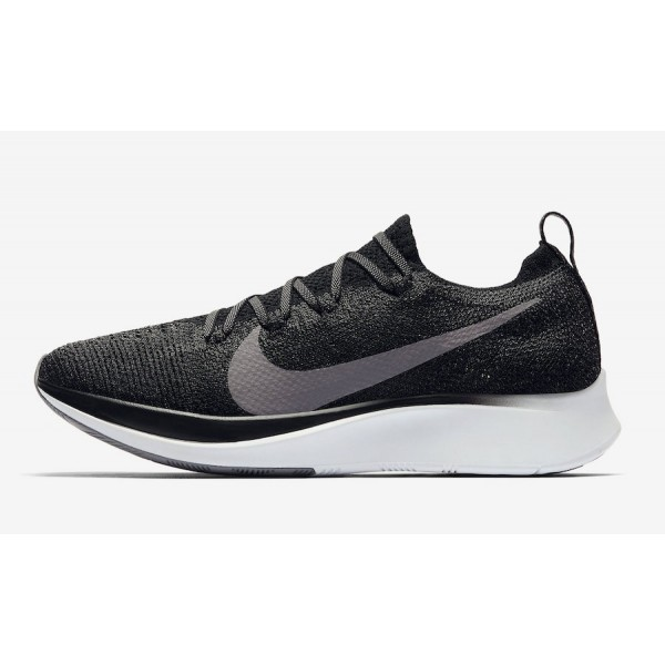 AR4562-081 Nike Zoom Fly Flyknit Black Gunsmoke Wo...