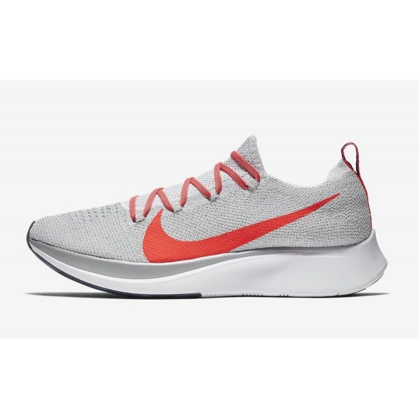 AR4561-044 Nike Zoom Fly Flyknit Bright Crimson Me...