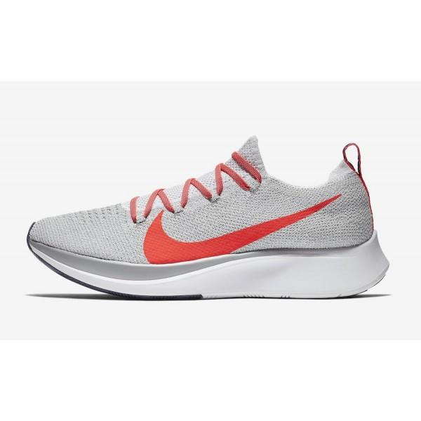 AR4561-044 Nike Zoom Fly Flyknit Bright Crimson Me...