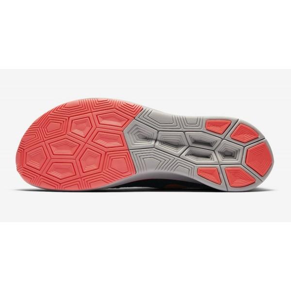 AR4562-068 Nike Zoom Fly Flyknit Black Orange Peel Women Shoes