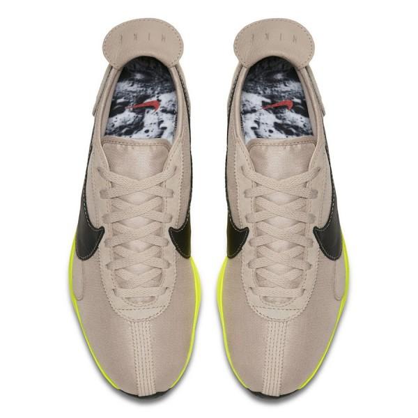 AQ4121-200 Nike Moon Racer Black Sail Volt Men Shoes